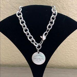 Tiffany & Co. Jewelry - 🎉SALE Tiffany charm bracelet sterling silver 925